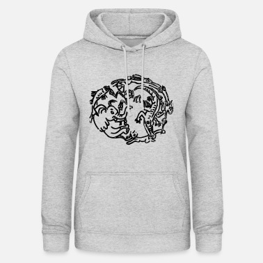 Nightmares after the ZOO visit - Women's Hoodie