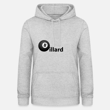 Billiard Ball Billiards Billiard Ball - Women's Hoodie