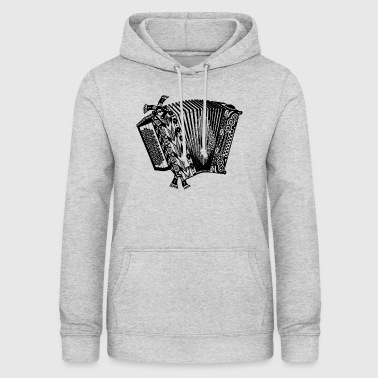 accordion - Women's Hoodie