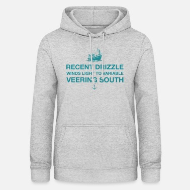 Recent Drizzle - Women's Hoodie