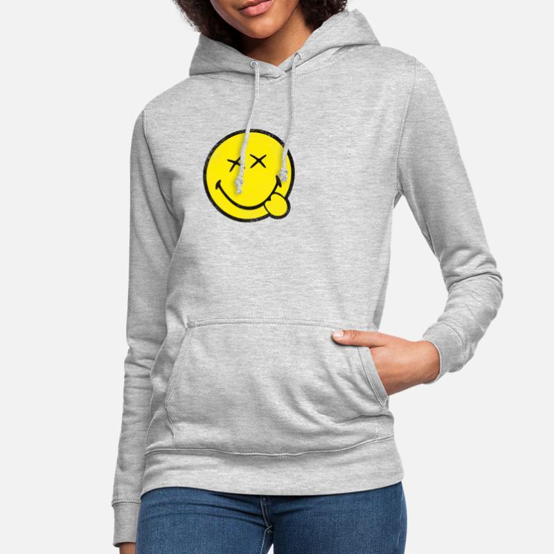 Sweat shirts Émoticône à commander en ligne   Spreadshirt