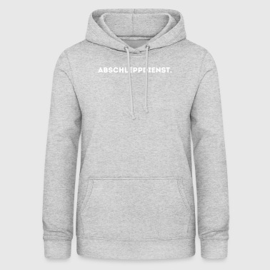 Exclusive: Towing gifts White - Women's Hoodie