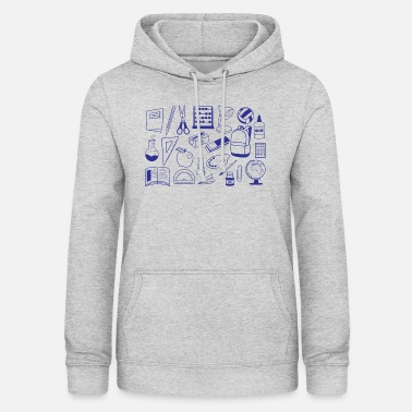 First Day Of School school - Women's Hoodie