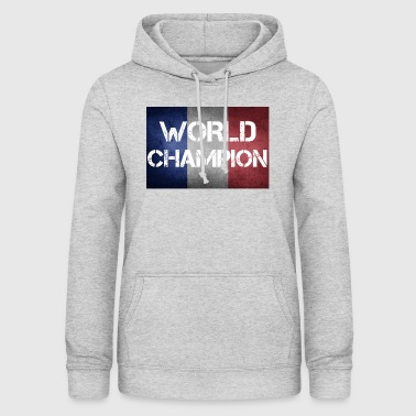 France world champion - Women's Hoodie