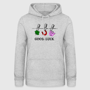 good luck - Women's Hoodie