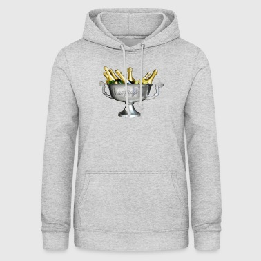 Champagner Champagner - Frauen Hoodie