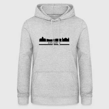 Edinburgh Edinburgh Skyline - Frauen Hoodie