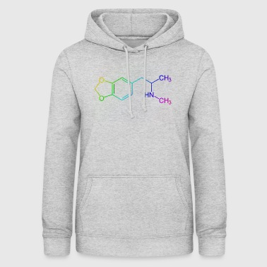 MDMA Ecstasy colored - Women's Hoodie