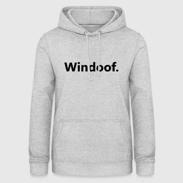 Windows - Frauen Hoodie