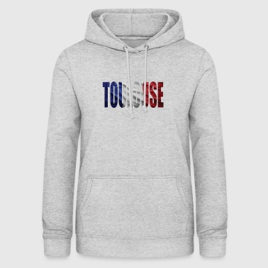 FRANCE TOULOUSE - Sweat à capuche Femme