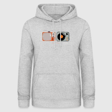 Audio / Visual - Women's Hoodie