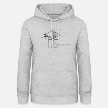 Martin Bucer collection - Women's Hoodie