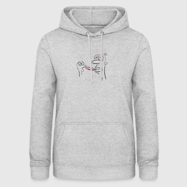 Siblings Siblings love - Women's Hoodie