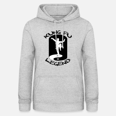 Fight Kung Fu Legend - Women's Hoodie