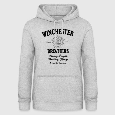Supernatural Winchester Brothers - Frauen Hoodie