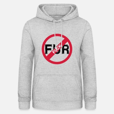 FUCK FOR SIGN2 - Women's Hoodie