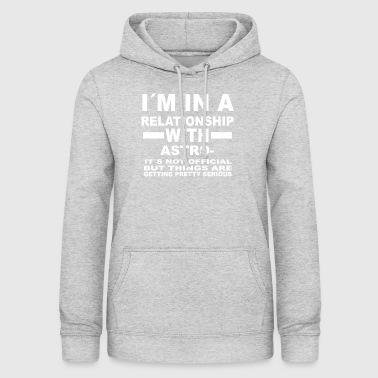 relationship with ASTRONOMY - Women's Hoodie