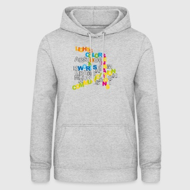communication - Women's Hoodie