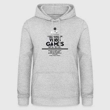 VIDEO GAMES - Frauen Hoodie