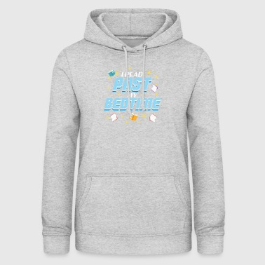 BOOK READ LITERATURE BOOKSHOP ROMAN GIFT - Women's Hoodie