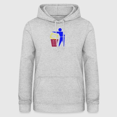 TV Garbage Kill Television TV Gift - Vrouwen hoodie