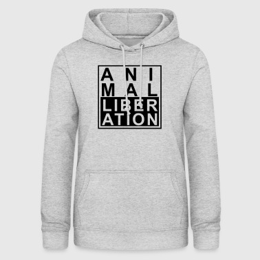 Animal liberation - Women's Hoodie