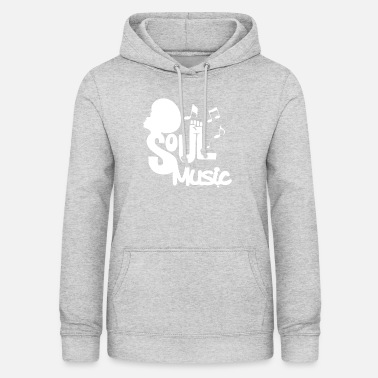 Northern Soul Soul Music - Music Passion - Women's Hoodie