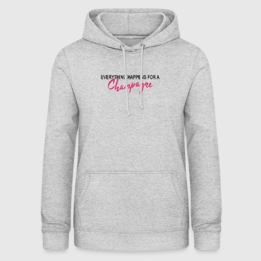 Champagne - Women's Hoodie
