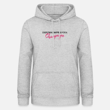Prosecco Champagne - Women's Hoodie