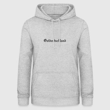 East Germany T-Shirt Gift - Women's Hoodie