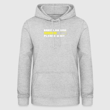 BABY loading, please wait... - Frauen Hoodie