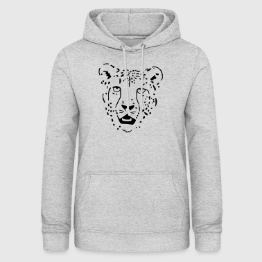 Cheetah Wild Animal - Women's Hoodie