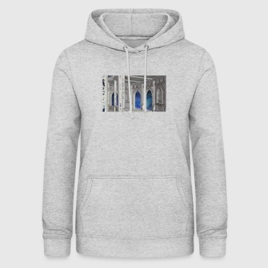 Space Colosseum - Women's Hoodie