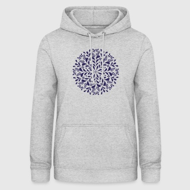 bembelmandala Hessisch by Nature! - Frauen Hoodie