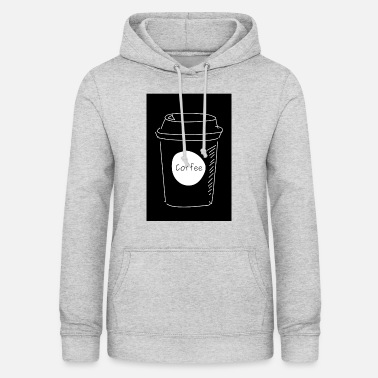 Black Coffee To Go Coffee black - Frauen Hoodie