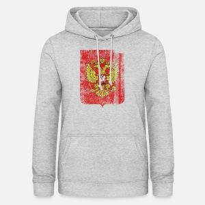 Premium Felpa Zip Cappotto Russia Delle Russo Braccia Con Simbolo Z8pfxw