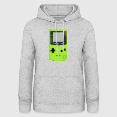 Game boy color - Sweat à capuche Femme