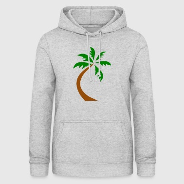 Crook Crooked palm - Women's Hoodie