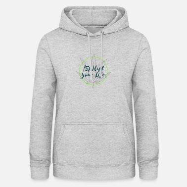 Spliff Spliff your Life - Frauen Hoodie