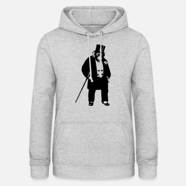 Swagg aap Swagg - Vrouwen hoodie