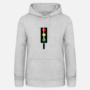 Traffic traffic light - Women's Hoodie