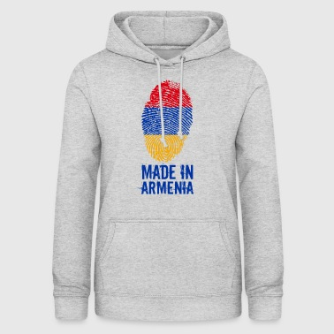 Fabriqué en Arménie / Made in Armenia - Sweat à capuche Femme