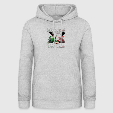 BATTLE of the TITANS - Women's Hoodie