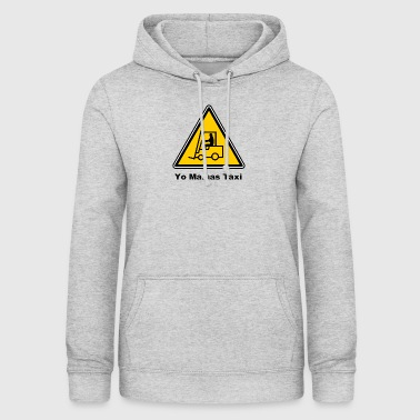 Mamas Isle Taxi by Isles of Shirts - Frauen Hoodie