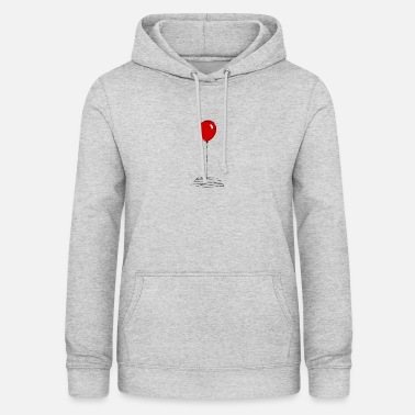 King Es Ballon stephen king - Frauen Hoodie