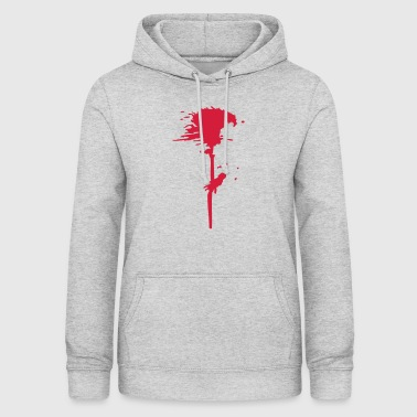 Blood Stains Blood blood stain - Women's Hoodie