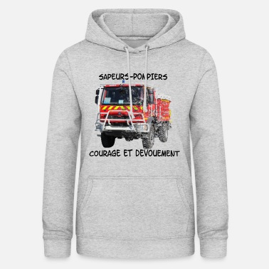 Dedication ccf courage and dedication - Women's Hoodie