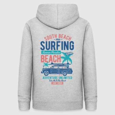 South Beach - Frauen Hoodie
