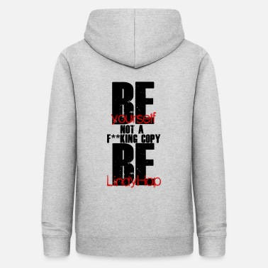 Yourself Be yourself - Women's Hoodie
