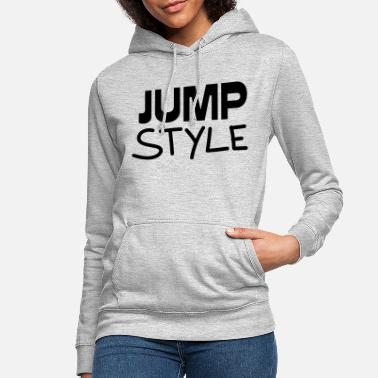 Jumpstyle Jumpstyle gift - Women's Hoodie